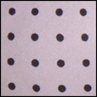 Steel Dots Print