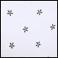 Mono Floral Print