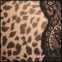 Layla Leopard/Skinny