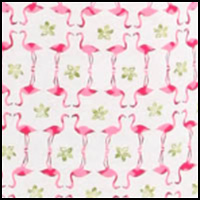 Flamingo Floral