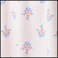 Meadow Wallpaper Pink