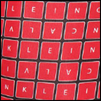 Keyboard Brilliant Red