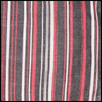 Murphy Stripe Black
