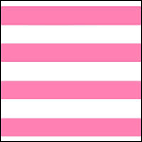 Shocking Pink Stripe