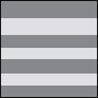 Grey/White Stripe
