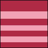 Racy Pink Stripe