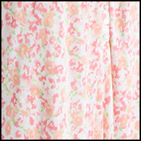 Multi Bunched Floral