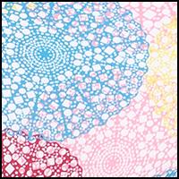 Lace Pinwheel