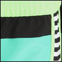Menta Bold Stripe