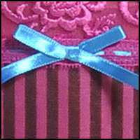 Berry Glaze Stripe