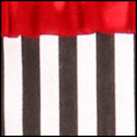 Black-White Stripe
