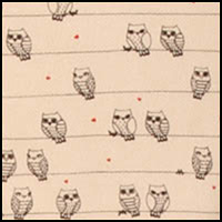 Barely There Owls