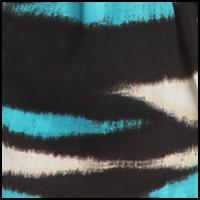Black Abstract Stripe