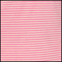 Vivid Pink Min Stripe