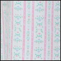 White/Pink Multi Print