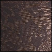 Black Lace/Beige Combo