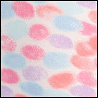 Rainbow Dot Print