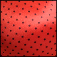 Scarlett Dot Print