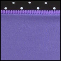 Violet Femme/Black Dot