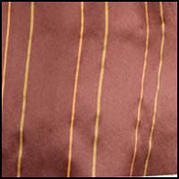 Brown Pinstripe