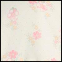 Pink Floral Spray/Pink