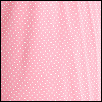 Ivory Dot Pink