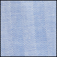 Herringbone/Blue Bone