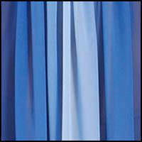 Dark Blue Print