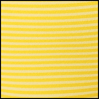 Teensy Stripe Yellow