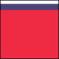 Navy with Red