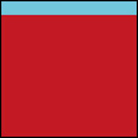 Red/Aqua