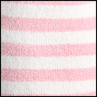 Pink/Cream Stripe