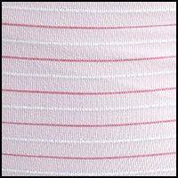 Chalk Pink Pin Stripe