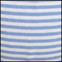 Cornflower Stripe