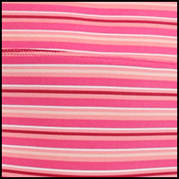 Hot Magenta Stripe