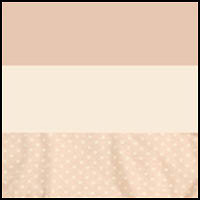 Beige/Sweet Dot/Nude