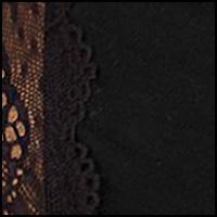 Black w/Black Lace