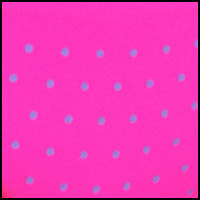 Pink Glo Dots Print