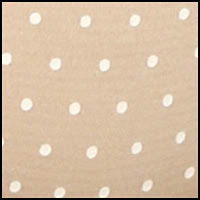 Soft Taupe Dots