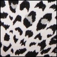 White Leopard Print