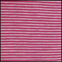 Fuchsia Glow Stripe