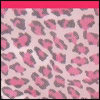 Pink Leopard Print