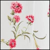 Vintage Flower White