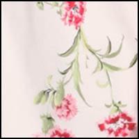 Vintage Flower Pink