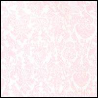 Damask Scrolls Pink