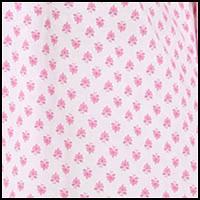 Leaf Foulard Pink