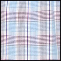 Albany Plaid/Blue