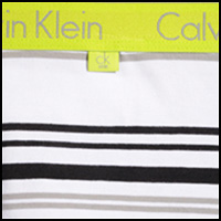 Techno Stripe-White
