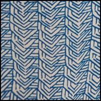 Linear Ink/Ivory Blue