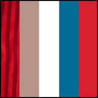 Red/Stripe/Isle